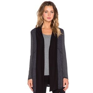 NWOT Splendid Heathered Thermal Cardigan